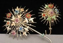 Figural Jewelry: Objects