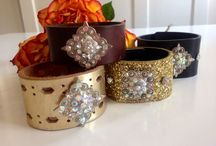 Bling / Casual Cuffs www,casualcuffs.com is an ecofriendly line of trendy cuffs.