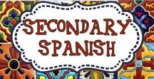 Secondary Spanish Resources / A collection of great Spanish resources for the secondary student and teacher!   This is a collaborative board, so if you would like to join, please follow me then send me your Pinterest URL to spanishtheeasyway123@gmail.com.i