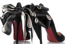 """Shoes / """"I did not have three thousand pairs of shoes, I had one thousand and sixty."""" ~Imelda Marcos"""