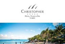 Packages Offer at Christopher St Barth / For your stay in St Barth, the Hotel Christopher offers you special packages, available from October 20th to December 19th 2014 & from April 14th to August 24th 2015   / by Hotel Christopher St Barth