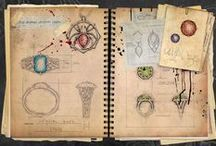 Sketches & Patent Drawings