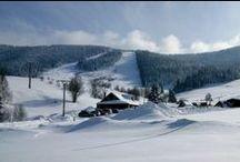 lyžiarske stredisko - Ski Telgárt