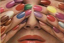 Cosmetics, Beauty & Perfume Ads