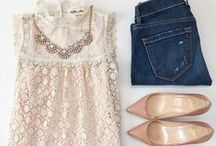 Spring Outfits / Spring outfits.