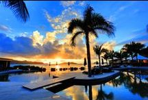 Sunsets at the Christopher Hotel / by Hotel Christopher St Barth