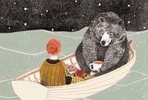 Cute illustrations <3