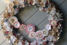 carta amore e fantasia / lavori principalmente con carta , tutti fatti a mano e con passione!