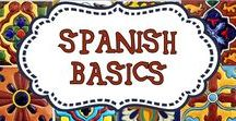 Spanish Basics (for the first weeks of school) / The very basics you need for the first weeks of school!
