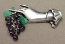 Hand, Fist & Figa Jewelry