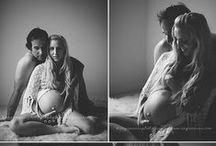 Inspiration maternité / Photos pèles-mêles d'autres photographes qui peuvent servir d'idées.