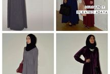 Winter '15 Abayas