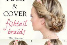 Hair do and tutorial