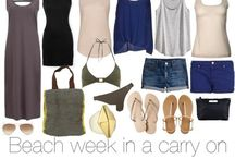 Tips and trick for vacation / Packing and simple things to bring on your vacation