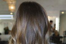 Hair Color / Ombre, highlight