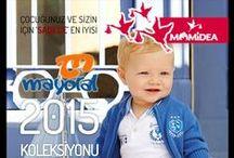 MAYORAL / Avrupa'nın en seçkin yenidoğan ve çocok giyim markası Mayoral MOMIDEA'da..