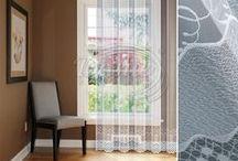 Záclony / Máte pocit, že okna bez textilních doplňků působí chladně a interiér je bez nich holý a vypadá nezabydleně? Pak si jistě vyberete z bohaté nabídky záclon na těchto stránkách. Pro vaše pohodlí nabízíme kusové záclony, které můžete rovnou pověsit na okno, případně poskytujeme možnost nechat si objednanou záclonu obšít po okrajích a na horní okraj našít řasící stužku. Rádi se vám budeme věnovat, pokud budete mít nějaké otázky nebo připomínky kontakty