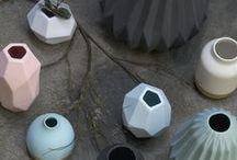 Bowls, vases & pots