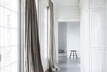 calm interior. / delicate, soft interior design architecture