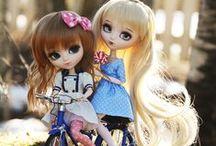 Pullip dolls (^-^)