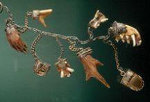 Charivari / Bavarian Hunting Amulets and Charms