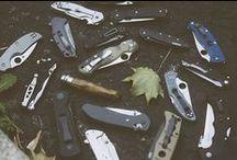 Knives, Survival, Bushcrafting - Nože, survival, prežitie