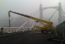 Spider Access / Spider access, MEWPs, Cranes, Construction, Historic Buildings, FM