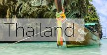 Thailand / A collection of photographic inspiration for anyone travelling to Thailand