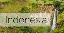 Indonesia / A collection of photographic inspiration for anyone travelling to Indonesia