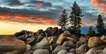 Tahoe Lakeside Sunsets