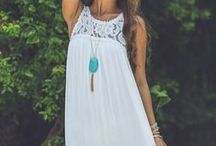 Summer Fashion / Summer outfits and fashion