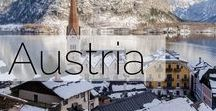 Austria / A collection of photographic inspiration for anyone travelling to Austria