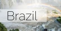 Brazil / A collection of photographic inspiration for anyone travelling to Brazil