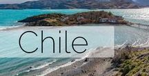 Chile / A collection of photographic inspiration for anyone travelling to Chile