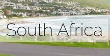 South Africa / A collection of photographic inspiration for anyone travelling to South Africa