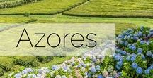 Azores / A collection of photographic inspiration for anyone travelling to the Azores