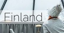 Finland / A collection of photographic inspiration for anyone travelling to Finland