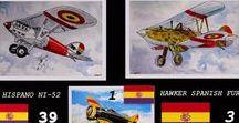 +..Aeronaves1936 GUERRA CIVIL ESPAÑOLA