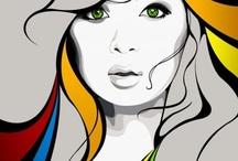 Goddess of the RAINBOW / by Mystical Moon☪hild ...