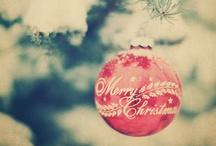 'Tis the season / I love Christmas!
