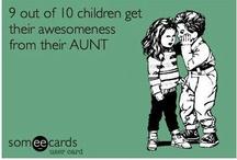 Auntie Katherine / Ideas for my nieces