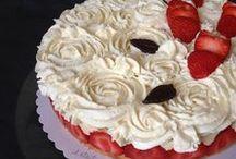 il était une fois, mes gâteaux / pour une occasion particulière ou tout simplement par plaisir ...