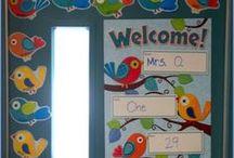 Classroom -Τάξη νηπιαγωγείο