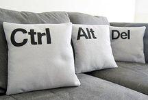 Pillows / Weird obsession...