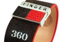 Accesorios Hombre Finger 360 / Finger 360 los viste elegantes, con pieles de calidad, diseños exclusivos, y a la última.