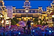 Walt Disney World... / Favorite place on earth.