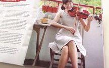 On Spotlight / Interviews, Food Magazine's Feature, New Cookbook Launch