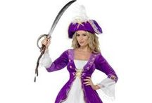Pirate Party / Props, accessories & fancy dress for the perfect Pirate Party