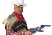 Cowboys & Indians Party / Wild West party accessories & props