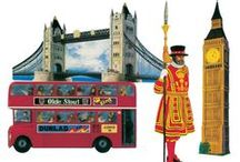 Best of British Party / All things British, themed decorations & party supplies